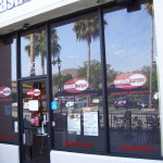 Smash burger Custom Printed Shade