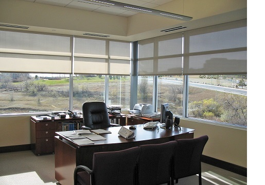 Oc Window Shades Window Treatments For Commercial Offices